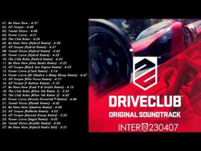 Driveclub – Full Original Soundtrack
