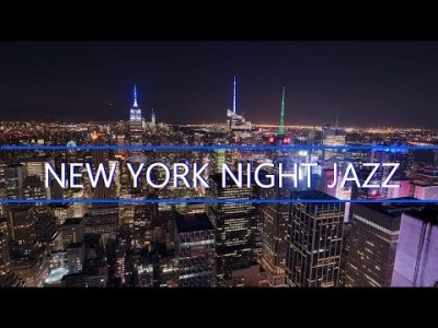 【CAFE BGM】NEWYORK JAZZ For Work Study Relax ニューヨークのカフェで流れるジャズ音楽