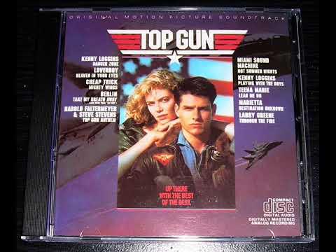 Top Gun Soundtrack (FULL ALBUM) Original Cd Press HQ