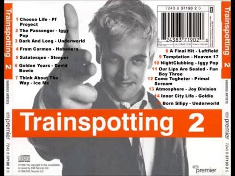 Trainspotting CD1 – Soundtrack Official Full