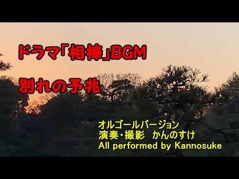 ドラマ「相棒」BGM 別れの予兆 オルゴール カバー