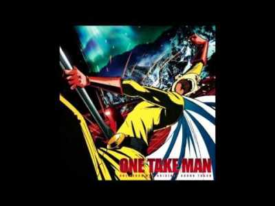 ONE PUNCH MAN OST: ONE TAKE MAN – 08 – BATTLE!!