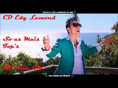 CD Edy Lemond – Só as Mais top's – DJ Luiz CM