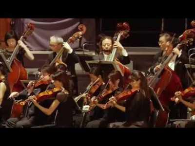 ジブリ音楽 オーケストラ演奏 久石譲 指揮 Ghibli music Orchestra Conducted by Joe Hisaishi