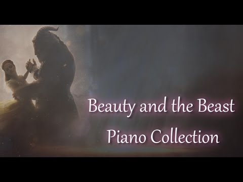 Beauty and the Beast Piano Collection for  RELAXING  and Studying (Piano Covered by kno)