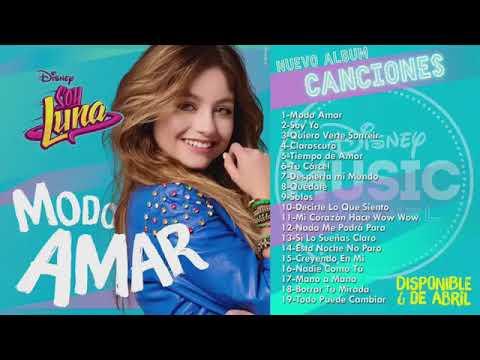 Soy Luna 3 – Modo Amar (Disco Completo)