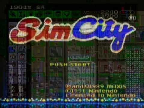 シムシティ BGM オーケストラVer Simcity Orchestra