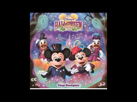 【TDL】【CD音源】 スプーキーBoo!パレード 2018 Spooky Boo! Parade2018 New Parade