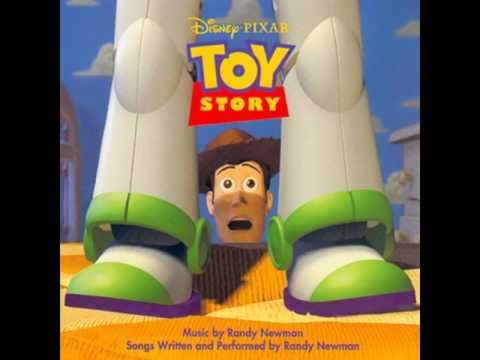 Toy Story (1995) Soundtrack Music By Randy Newman