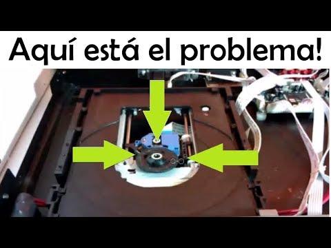 Reparación DVD no lee disco, solución muy fácil!