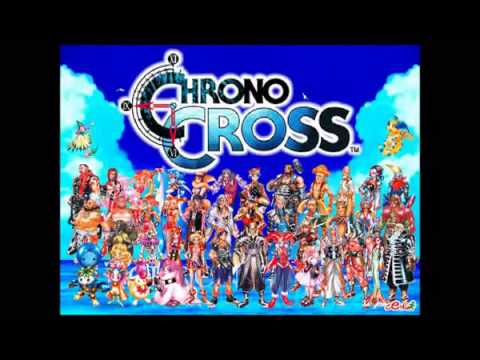 クロノクロス  オリジナルサウンドトラック