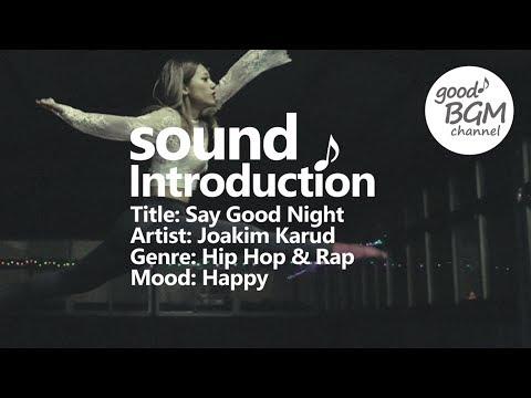 Hip Hop & Rap [BGM] [ヒップホップ] [good music] [作業用] [ラップ] [音楽] Say Good Night – Joakim Karud