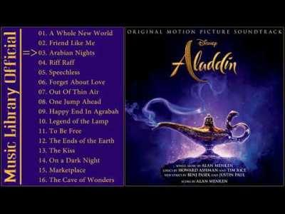 Aladdin 2019 Soundtrack Review