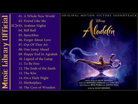 Aladdin 2019 Soundtrack Review