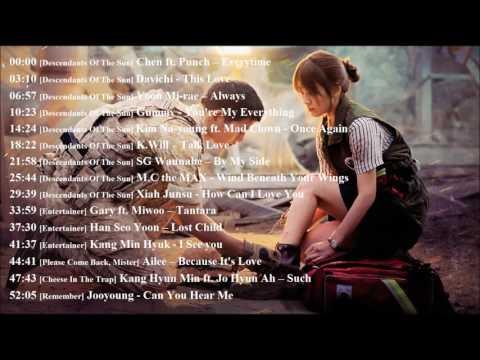 Best Korean Drama OST Part 1 l Descendants Of The Sun OST Full Album