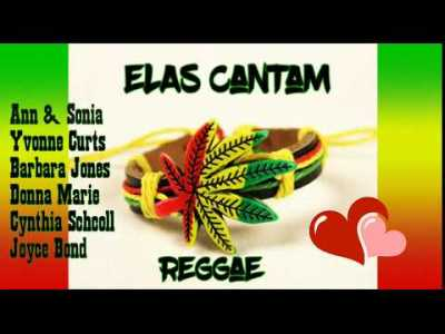 Elas Cantam Reggae – Cd Reggae Collecton [ Reggae Recordações ]