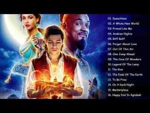 アラジン | Aladdin (2019) || アラジン2019サウンドトラック || Soundtrack Songs Aladdin 2019