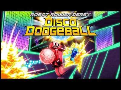 Robot Roller-Derby Disco Dodgeball OST – Aviatrix by Anoctave