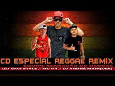Mc G4 – CD Especial Reggae Remix 2019 Completo – Equipe Sensação do Reggae