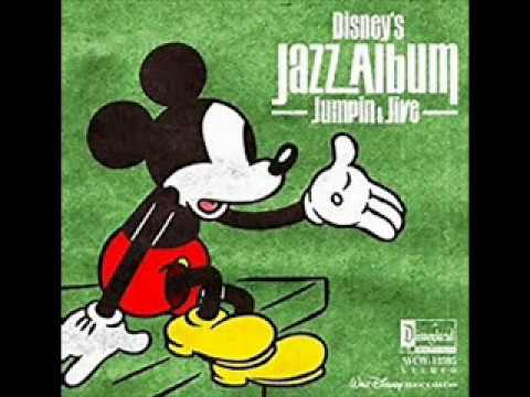 ディズニー ジャズ・アルバム~ジャンピン&ジャイヴ Disney's Jazz Album Jumoin&Jive