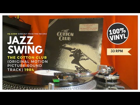 Vintage Jazz – Swing: The Cotton Club (Original Motion Picture Sound Track) 1984