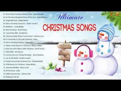 クリスマスクラシックオールディーズアルティメットクリスマス2018プレイリストトップ40クリスマスオールディーズソング