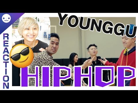 【YOUNGGU'HIPHOP'Japane REACTION】ทำไมต้องสร้างเต็นท์ในโรงยิม?
