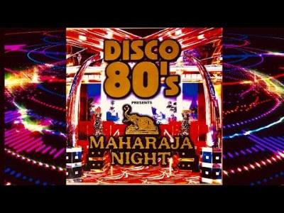 DISCO 80's MAHARAJA NIGHT ⭐︎マハラジャ⭐︎ユーロビート⭐︎HIGH ENERGY⭐︎DJ BOSS
