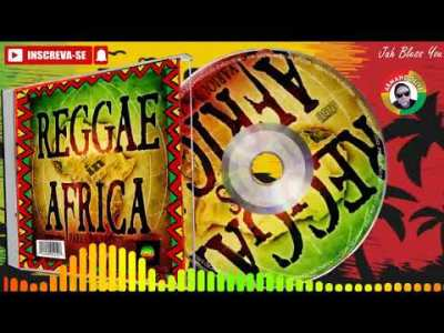 💽 REGGAE IN AFRIKA (Cd – Vol. 7 –  Exclusivo do canal)