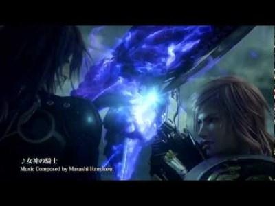 FINAL FANTASY XIII-2 オリジナル・サウンドトラック Promotion Movie