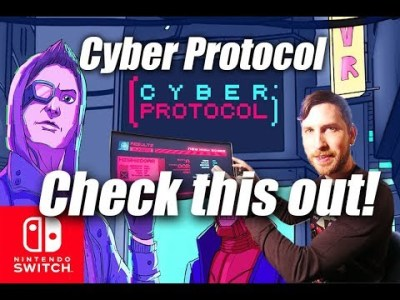Cyber Protocol – THAT SOUNDTRACK – WHOA!!!!