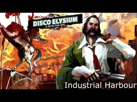 Disco Elysium – OST – Industrial Harbour