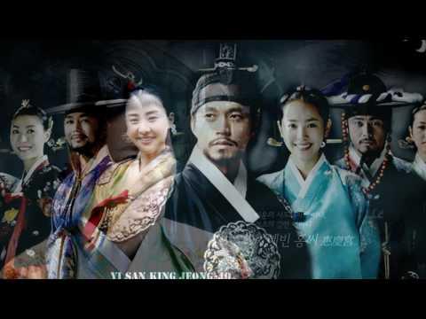 Yi San ost – ENDING TITLE 항아  (ハンア)