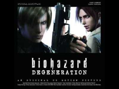 16 – Degeneration – Biohazard Degeneration OST