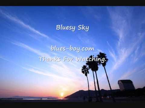 ギター音楽・BGM・レゲエ調ちょっとブルージーなカフェミュージック