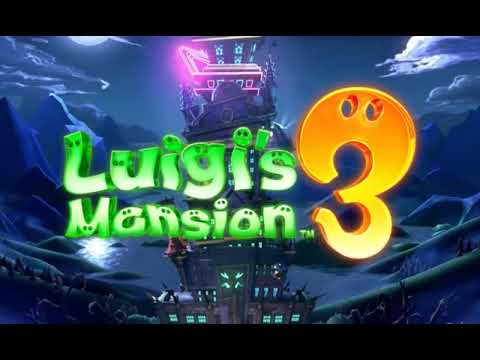 14F: Spooky Hallways (Disco Remix) – Luigi's Mansion 3 Music Extended [OST]