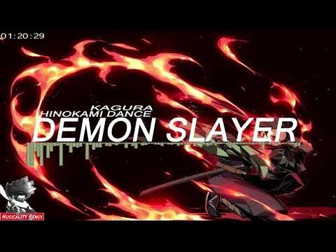 Demon Slayer [Kimetsu No Yaiba] – Kamado Tanjiro No Uta (Trap / Hip Hop Remix) | [Musicality Remix]