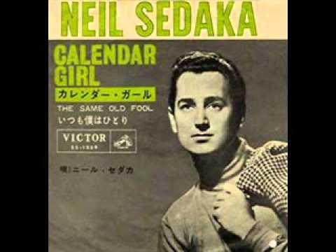 カレンダー・ガール/ニール・セダカ