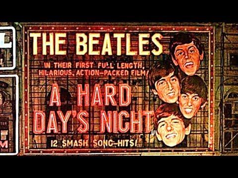ビートルズ物語1964#6 映画サントラ盤 Beatles