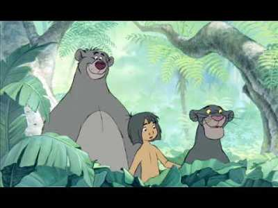 The Bare Necessities(Beginner's Ver.):ディズニー映画「ジャングル・ブック」OST