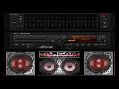 PH Groove – Cosmo Disco { skin TASCAM CD RW – 750 + GA-22H }