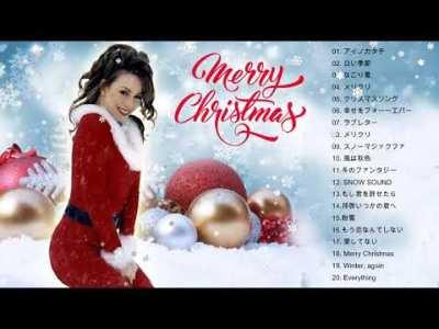 クリスマスソング 2020 ☃ 人気 クリスマスソング 定番 名曲 最新 冬のX'masメドレー BGM ☃ クリスマスソング 洋楽 邦楽 冬歌 BGM 定番 メドレー