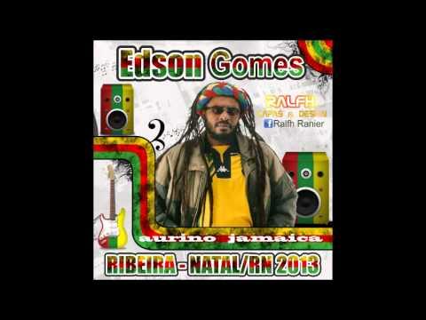 reggae jamaica vol.78 Edson Gomes cd completo Ribeira Natal-RN 2013