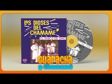 Los Dioses del Chamame – El conseguidor│ Cd El disco de Oro