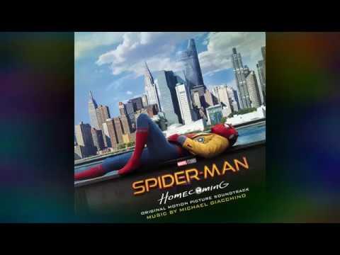 スパイダーマン:ホームカミング テーマ サウンドトラック 原題 「Spider-Man:Homecoming Suite」