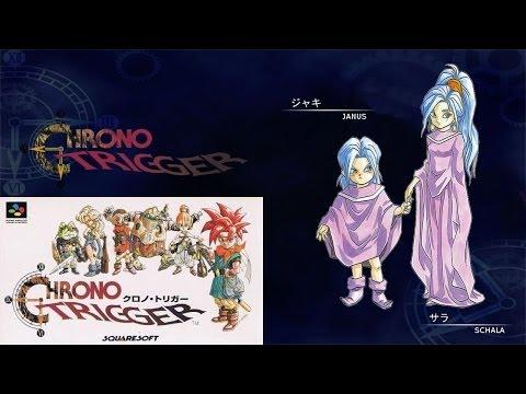 CHRONO TRIGGER クロノ・トリガー Top20 BGM 11位~20位