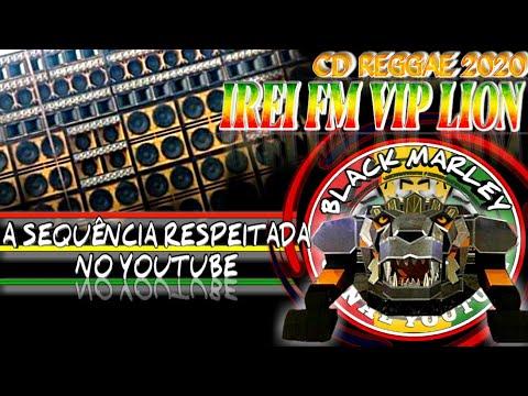 CD IREI FM VIP LION 2020 – REGGAE DO MARANHÃO