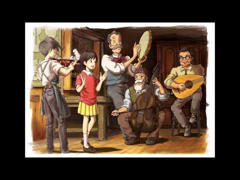 "Whisper of the Heart 耳をすませば「カントリーロード」歌詞つき ""TAKE ME HOME, COUNTRY ROADS"" covered by Miho Kuroda"