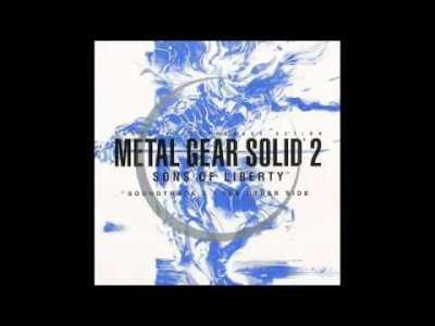 メタルギアソリッド2 オリジナルサウンドトラック