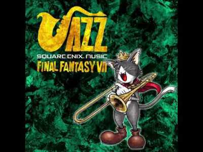 SQUARE ENIX JAZZ -FINAL FANTASY VII by nobuo uematsu